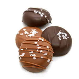 4 Pack Dipped Caramels - Best Box