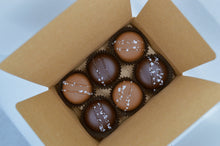 Load image into Gallery viewer, 6 Pack Dipped Caramels - Pecan