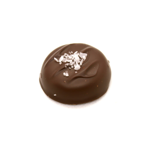 4 Pack Dipped Caramels - Sea Salt