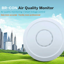 Load image into Gallery viewer, BLATN BR-CON PM2.5 air quality monitor TVOC Formaldehyde detector - blatn shop