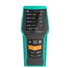 Load image into Gallery viewer, Blatn BR-smart-126s PM1.0 PM10 PM2.5 air monitor VOCs Formaldehyde detector - blatn shop