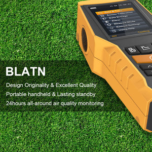 BLATN BR-smart-123s VOCs Formaldehyde TVOC HCHO detector with TF memory card - blatn shop
