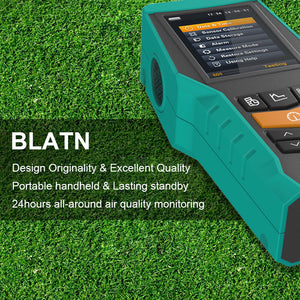 BLATN BR-smart-128s CO2 PM2.5 air quality monitor TVOC Formaldehyde detector - blatn shop