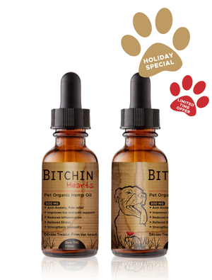 Bitchin Hemp Oil