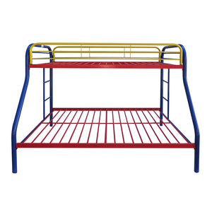 Tritan Rainbow Bunk Bed (Twin/Full) image