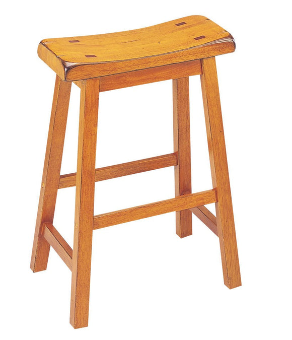 Gaucho Oak Counter Height Stool image