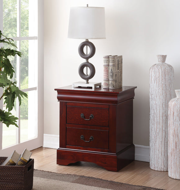 Louis Philippe III Cherry Nightstand image