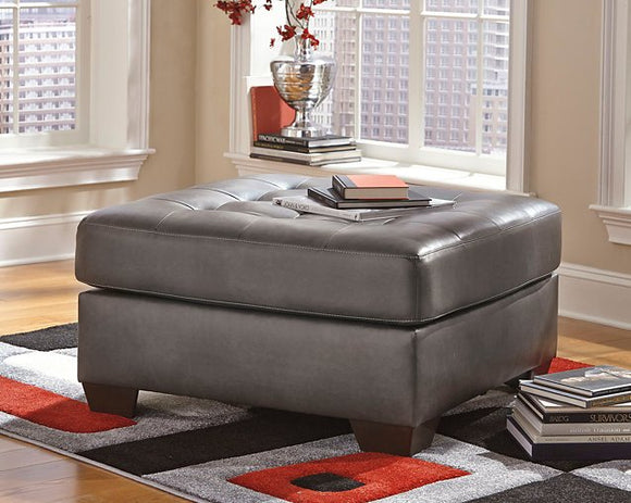 Alliston Signature Design by Ashley Oversized Accent Ottoman image