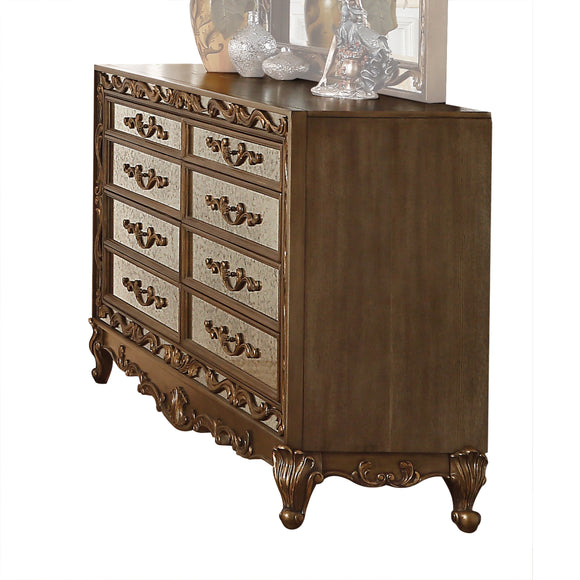 Orianne Antique Gold Dresser image