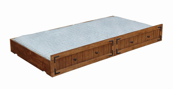 Coronado Rustic Honey Underbed Storage