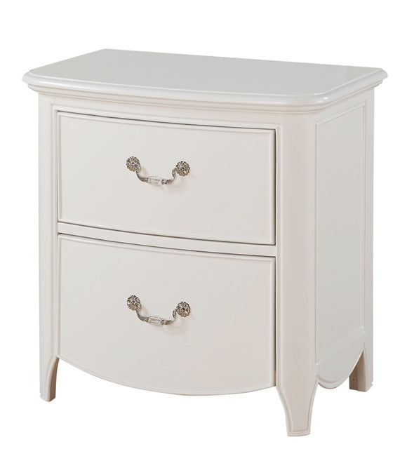 Cecilie White Nightstand image