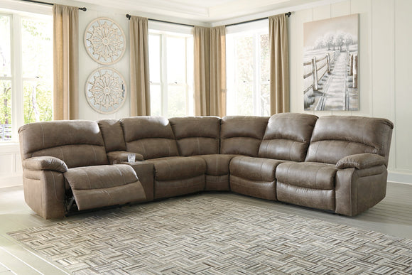 segburg-benchcraft-4-piece-power-reclining-sectional