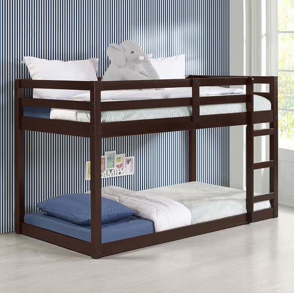 Gaston Espresso Loft Bed image