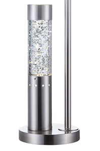 Claus Brushed Nickel Table Lamp image