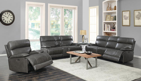 3 Pc (sofa + Loveseat + Recliner)