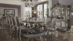 Versailles Antique Platinum Dining Table image