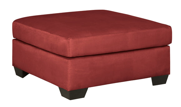 Darcy Signature Design by Ashley Oversized Accent Ottoman image
