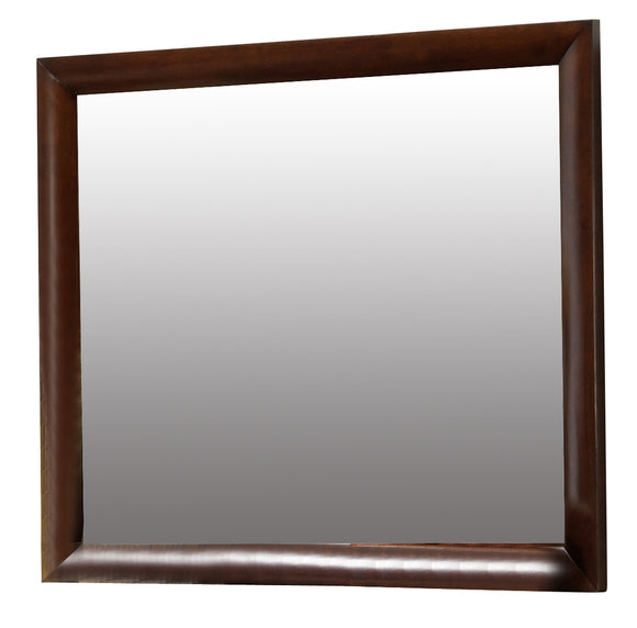 Global Furniture Celia Mirror in Merlot image