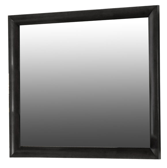 Global Furniture Celia Mirror in Black image