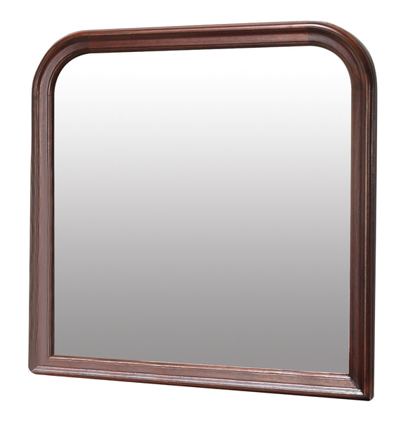 Global Furniture Philippe Mirror in Cherry image