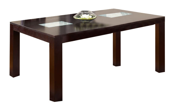 Global Furniture Marble Stone Top Dining Table D043DT image