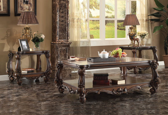 Versailles Cherry Oak Coffee Table image