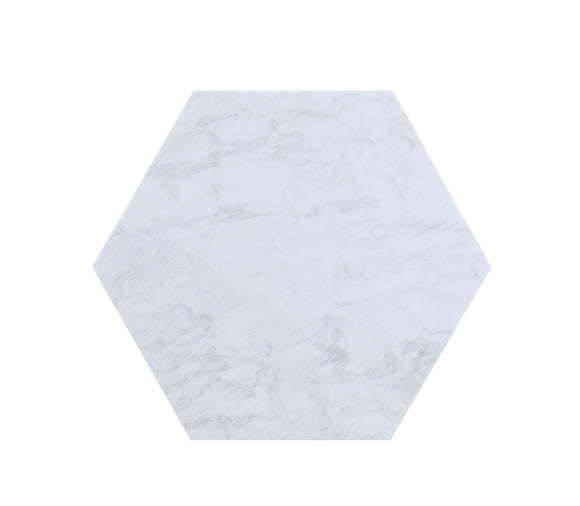 Reon Marble & Gray End Table (2Pc Pk) image