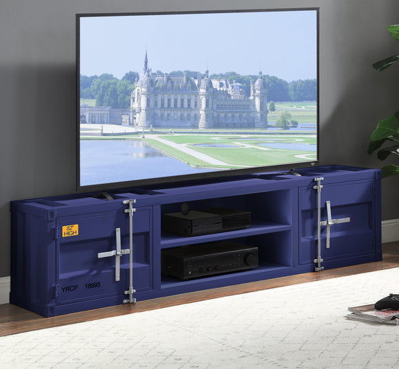 Cargo Blue TV Stand image