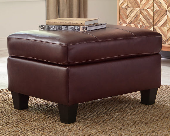 Fortney Signature Design by Ashley Ottoman image