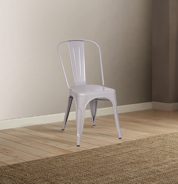 Jakia Silver Side Chair image