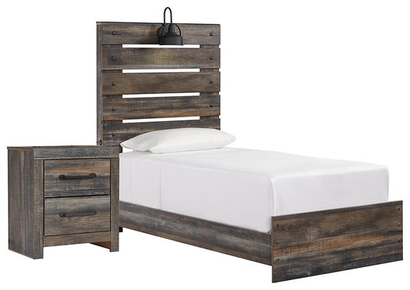 Drystan Signature Design 4-Piece Bedroom Set