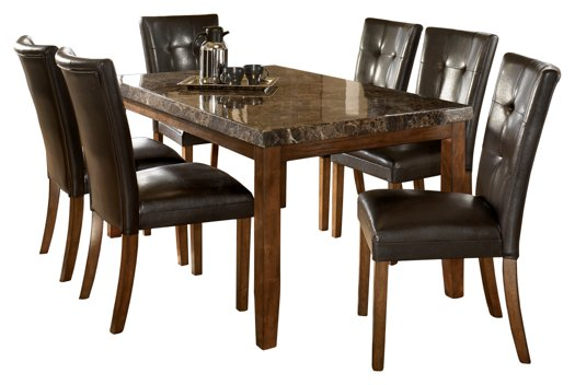 Lacey Signature Design 7-Piece Dining Room Package image
