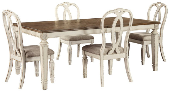 realyn-signature-design-5-piece-dining-room-set-with-exrtension-table