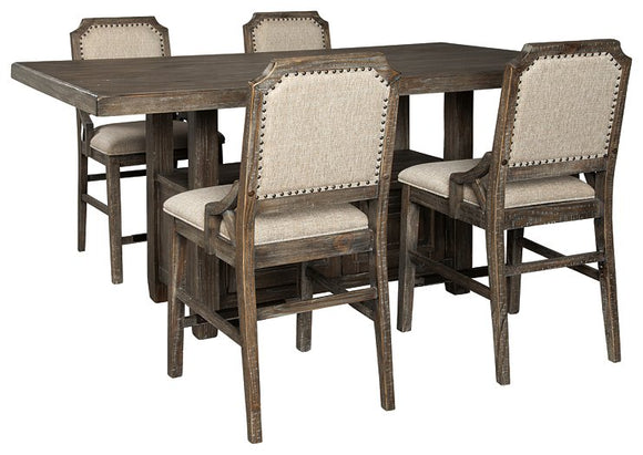 Wyndahl Signature Design 5-Piece Dining Room Set