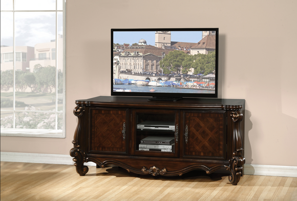 Versailles Cherry Oak TV Stand image
