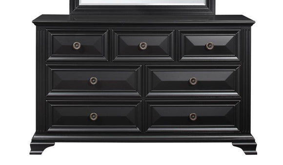 Global Furniture Carter Dresser in Black CARTER-D image