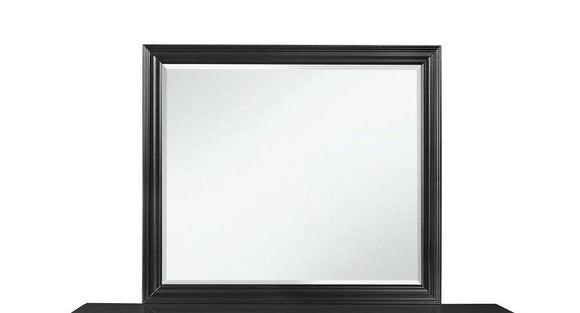 Global Furniture Carter Mirror in Black CARTER-M image