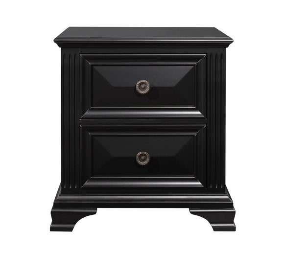 Global Furniture Carter Nightstand in Black CARTER-NS image