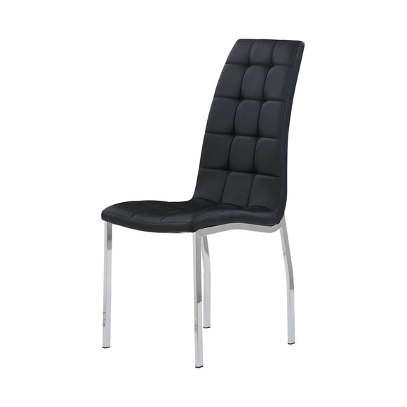 Global Furniture D716 Dining Chair in Black D716DC (Set of 2) image