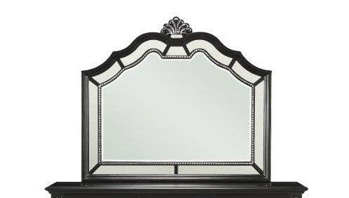 Global Furniture Diana Mirror in Black DIANA BL-M image