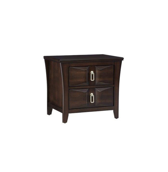 Global Furniture Monterey Nightstand in Mahogany MONTEREY-NS image