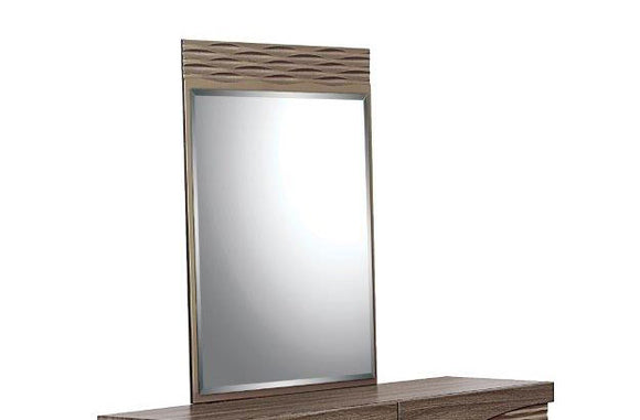 Global Furniture North Mirror in Two-Tone NORTH-M image