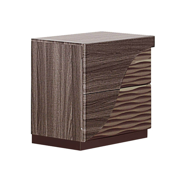 Global Furniture North Nightstand in Two-Tone NORTH-NS image