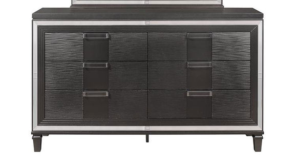 Global Furniture Pisa Dresser in Gray PISA-D image