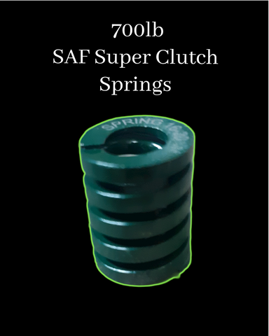 DLH 700lb Springs for S-A-F Super Clutch