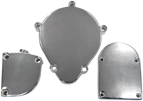 Chrome Plated Cover Set