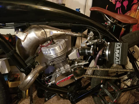 "BMB ""The Beef"" G2 Reed Engine (Our Race Engine)"