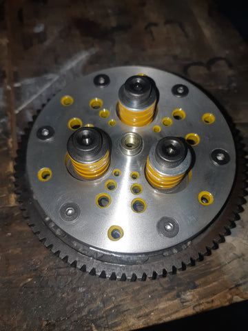 S-A-F High Performance Super Clutch Plate Kit (Customize Your Clutch!!)