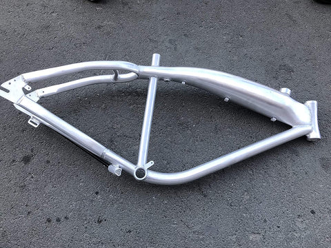 GT-C Faker Gas Frame (silver)