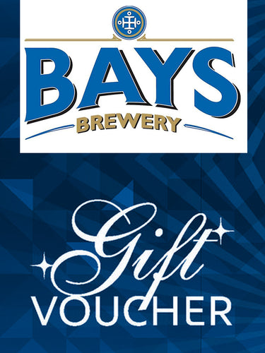 Send The Gift of Beer - Bays Brewery